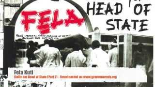 Coffin For Head Of State (Part 2)   Fela Kuti