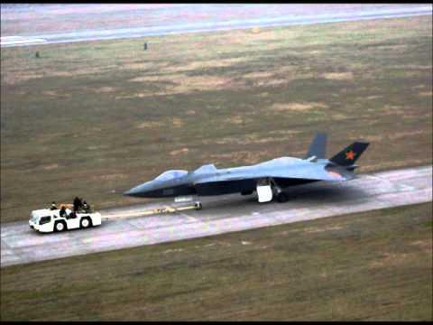 Future Weapons - T-50 & J-20 vs F-22 & F-35