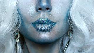 Icy Lipart - Ice Queen Makeup Tutorial
