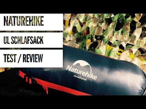 Naturehike CW280 Daunenschlafsack | Review | Erfahrungsbericht | Low Budget