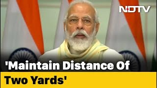 Till Medicine Is Found, No...: PM Modi Covid Caution As Cases Surge - Download this Video in MP3, M4A, WEBM, MP4, 3GP