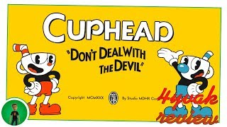 4yvak review. Cuphead.
