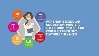 Vidéo de Web to Print Shop
