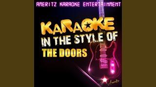 Love Me Two Times (Karaoke Version)