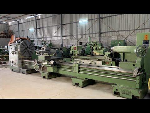 Merli Clovis Lathe Machine