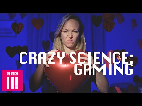 Gaming Can Actually Be Good For You: Crazy Science
