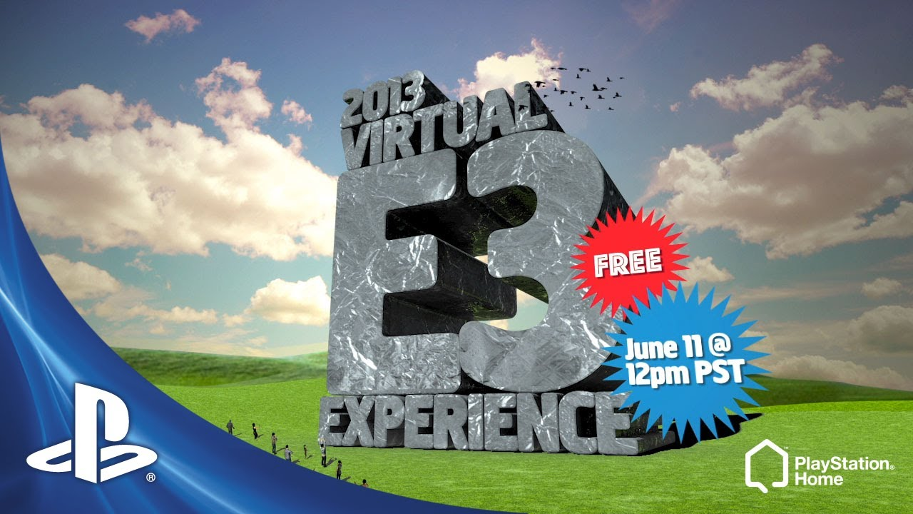 Virtual E3 PlayStation Booth Is Open in PlayStation Home