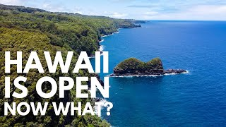 Hawaii Is Open! | How to Complete Hawaii's Pre-Testing Program as of October 15, 2020