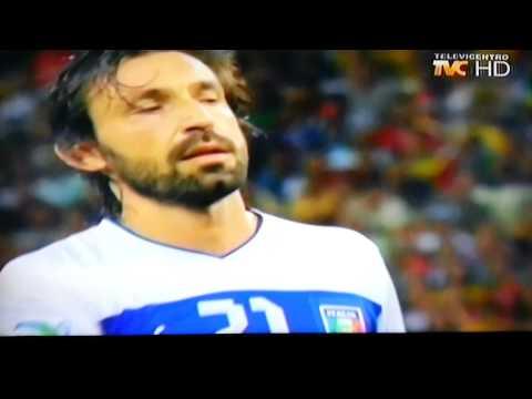 Penales España vs Italia semifinal copa Confederaciones 2013