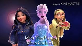 Meet The Plastics || Multifandom (Mean Girls AU)