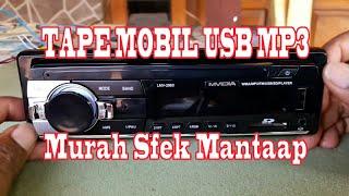 TAPE MOBIL Usb Mp3 Murah & Mantaaap
