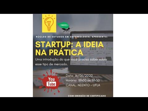 , title : 'Startup: A ideia na prática