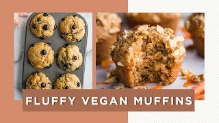 how to make banana oatmeal chocolate chip muffins