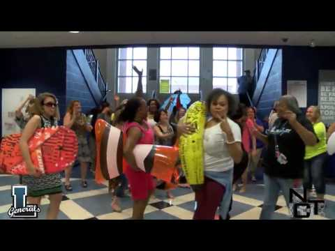 Alabama high school ends school year with adorable dance video