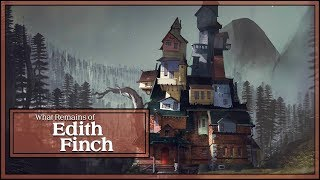 ► ИГРА What Remains of Edith Finch - Фильм - Триллер