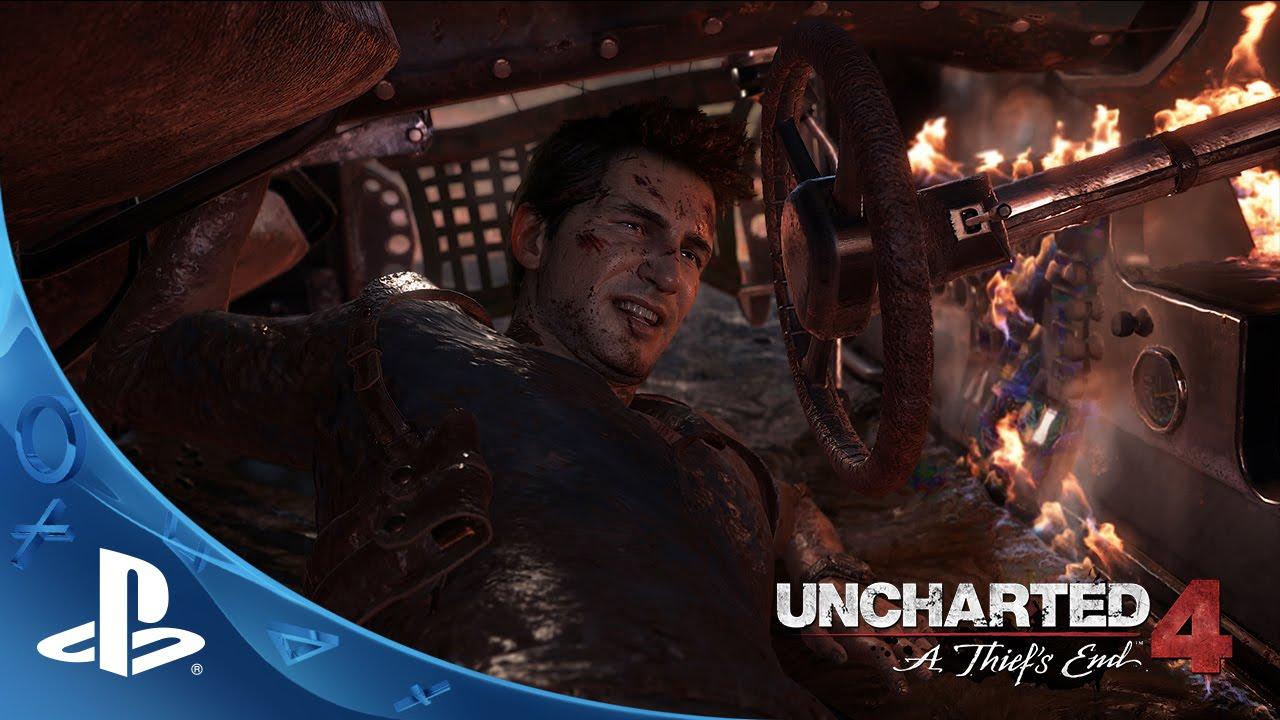 Assista à Demo Estendida para a E3 do Uncharted 4