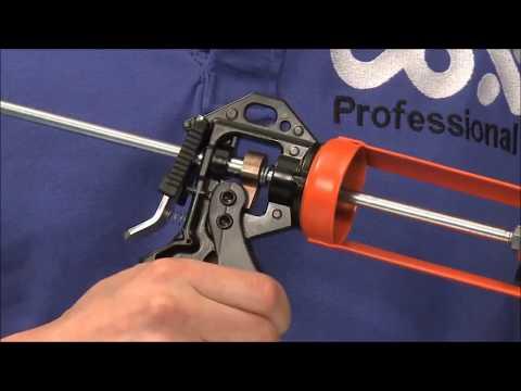 Manual Silicon Gun
