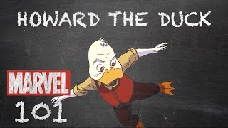 Waddled Across Our World – Howard the Duck