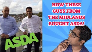 How The Asda Buyout Was Executed From Brothers In The Midlands
