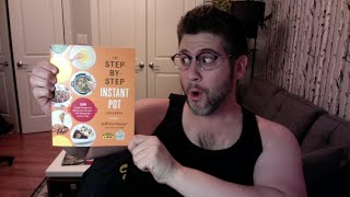 Pressure Luck's Step-By-Step Instant Pot Cookbook Reveal