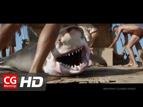"CGI VFX Breakdown HD: ""Making of Kon Tiki Vfx"" by Arne Kaupang"