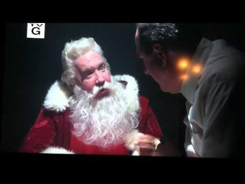 The Santa Clause- Popo Gigio!