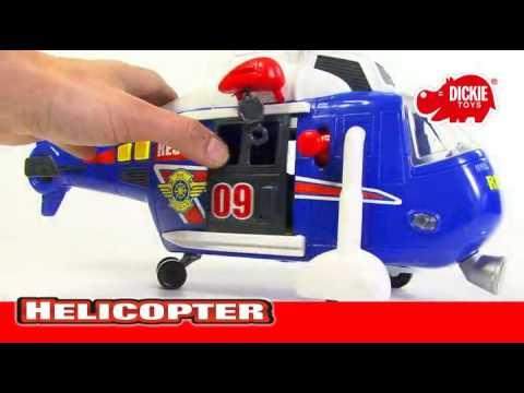 Игрушка Dickie Toys Вертолет спасательной службы (3308356)