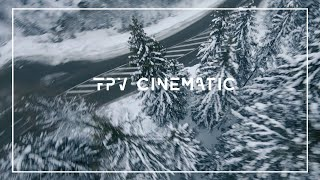 MOUNTAINS - FPV CINEMATIC - 4K - TIGNES FRENCH ALPS