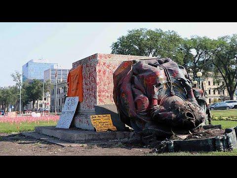 Kαναδάς: Οργή για τους ομαδικούς τάφους παιδιών