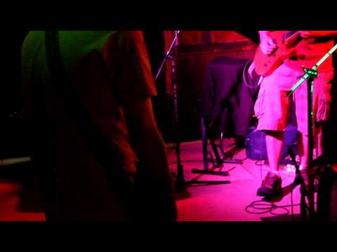 "Pharisees ""Slow wheel spins lead"" Live @ the Maritime  8-11-12"