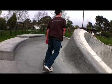 Welcome 2 Eureka Skate Park!