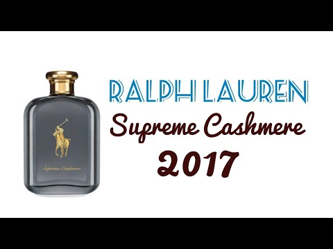 Ralph Lauren Polo Supreme Cashmere | Perfume review
