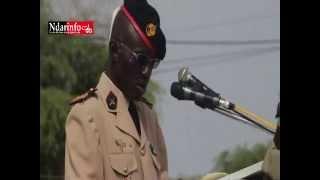 Journée du Parrain Prytanée militaire Charles Ntchororé Juin 2014