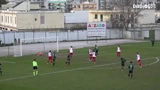 Bitonto-Francavilla 2-0: gli highlights del match