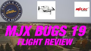 MJX Bugs 19 Flight Test and Complete Review