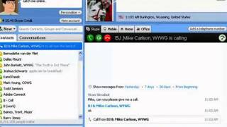 How To Answer A Call On Skype