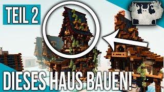 Pixelbiester Fantasy Haus Bauen Videos - Minecraft videos hauser bauen