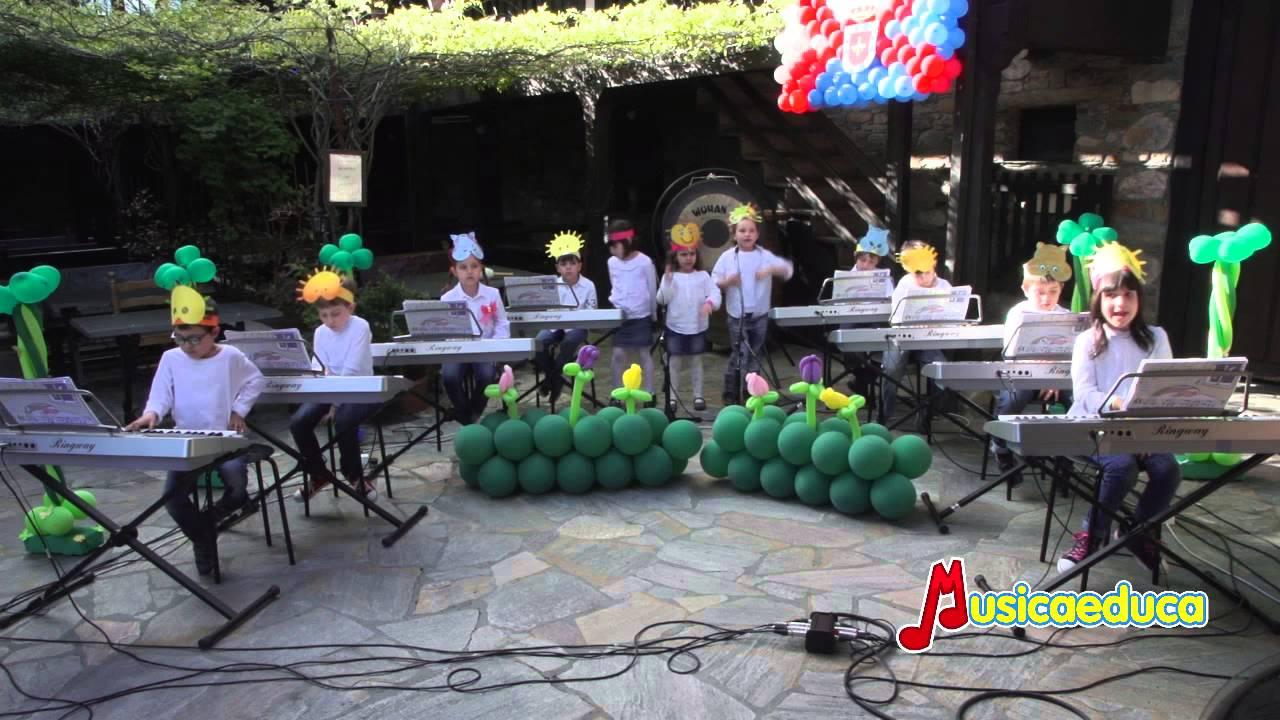 El juego del gatito - Grupo de alumnos de Mi Teclado 1 - CEM Bierzo