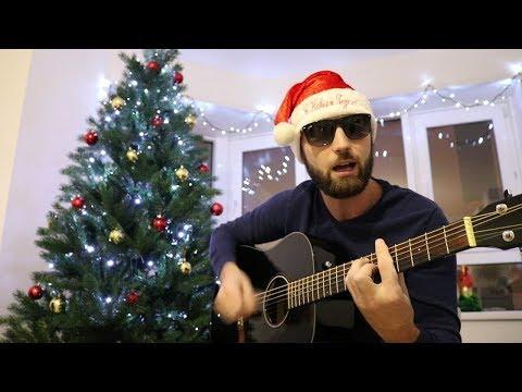 Огоньки — Ляпис Трубецкой | Новогодние песни | Русские рок песни под гитару | (cover by G.Andrianov)