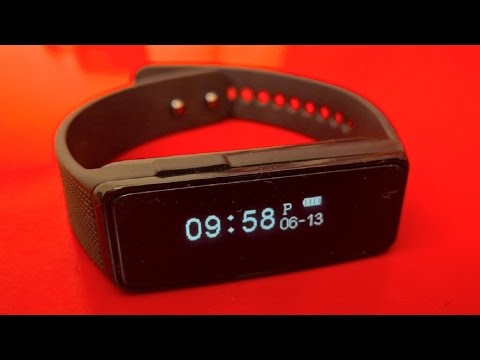 NuBand Activ+ Fitness Tracker : Detailed Hands-on Review