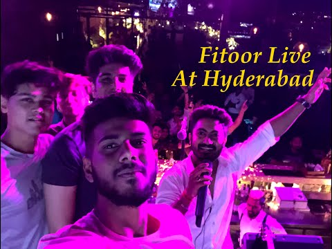 Fitoor® Live at karma Hyderabad