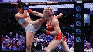 MMA   Combate Estrellas Monterrey 2019    Dulce Garcia vs Mariana Ruiz