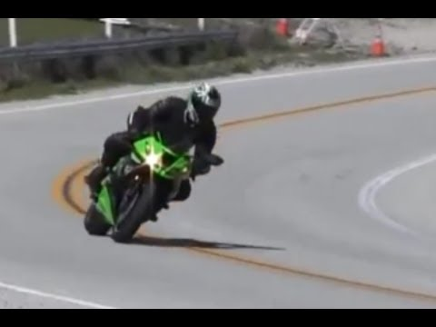 2013 Kawasaki ZX-6R w/ m4 GP Slip-on exhaust & Stage 2