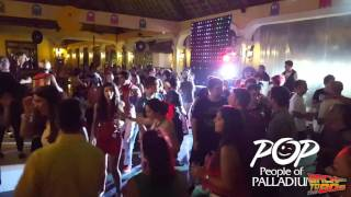 Back to the 80's Party - People Of Palladium Riviera Maya.