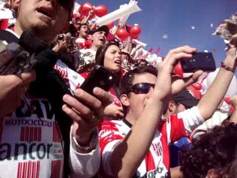 """""""Hinchada de Instituto vs Ferro 2012"""" Barra: Los Capangas • Club: Instituto"""