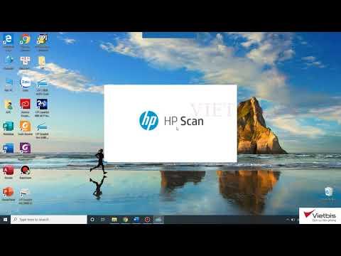 Hướng dẫn cài đặt driver máy scan HP 3500 f1