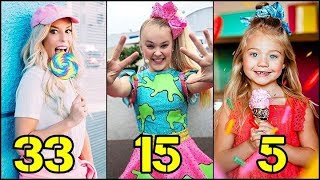 Famous Musical Ly Girls From Oldest to Youngest