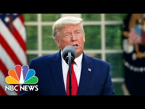 President Trump and Coronavirus Task Force Daily Briefing Live Video
