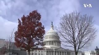 美國總統特朗普簽署2.2萬億新冠救助法案 (粵語)