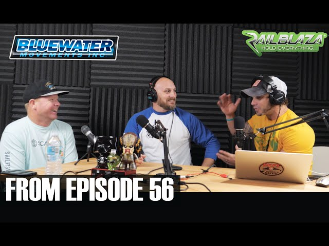 JAMIE BUNN TALKS TOURNAMENT FISHING ON THE KAYAK FISHING RAW PODCAST!